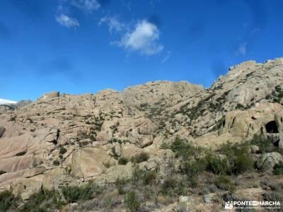 Gran Cañada-Cordel la Pedriza; nacimiento del ebro monasterio del paular calblanque san sebastián